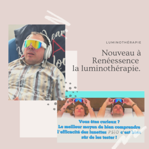 Blig Renéessence luminothérapie